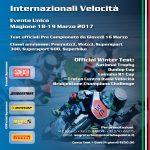 Locandina Internazionali Velocità 2017-01