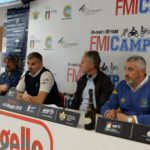 Simone Folgori, press conference, Fmi camp