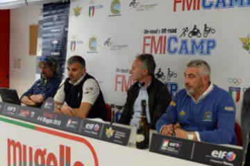 Simone Folgori, press conference, Fmi camp