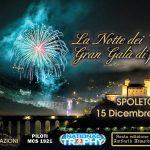 La notte dei Campioni a Spoleto